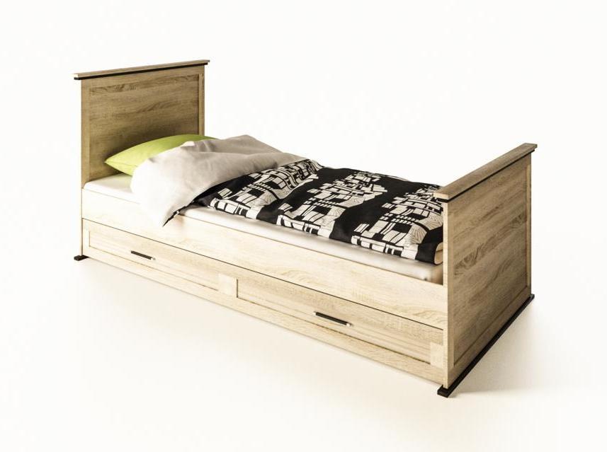 Система Палермо ліжко  1сп.